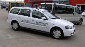 Bankservis Opel Astra