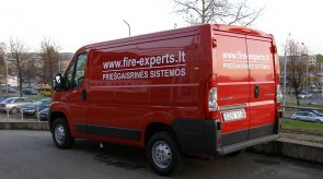 Fire Experts Citroen