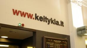 Tūrinės raidės www.keitykla.lt