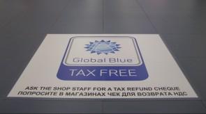 Grindų grafika Tax free