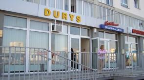 3D (tūrinė) durų salono iškaba