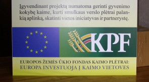 ES plėtros informacinis skydas