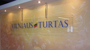 Vilniaus turtas tūrinė iškaba