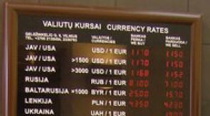 Valiutų kursai Geležinkelio 6