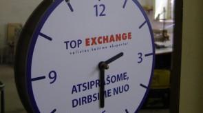 Pertraukos laikrodis
